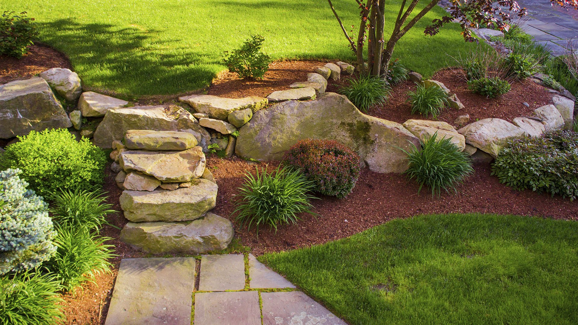 South Shore Landscape and Lawn Landscape Services slide 2